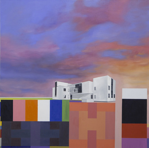 Gropius Landscape, Master's House