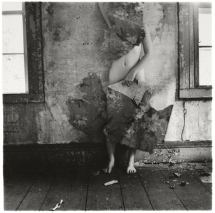 Francesca Woodman, From Space2, Providence, Rhode Island