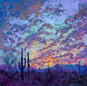 Saguaro Dusk