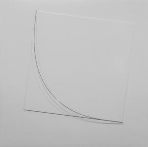 Estudio para Cuadrado II Serie Malevich