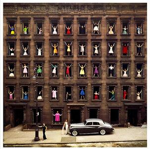 Girls in the Windows