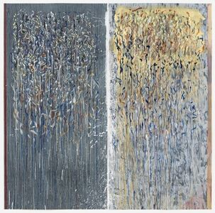 Pat Steir: Hand-Painted Monotypes