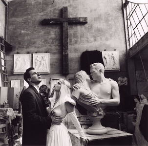 Jeff Koons & Cicciolina, Italy