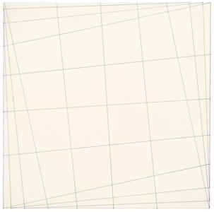 Die Verbindung der Seitenpunkte mittels der Diagonalen