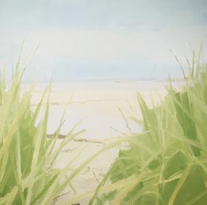 Beach Grass Path