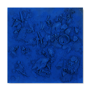 Blue Square #1