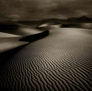 Dune #1, Death Valley, California