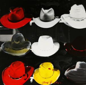 Western Hat Series #1