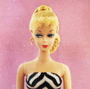 Solid Glam Barbie #1