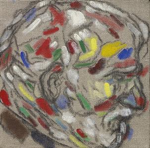 Technicolor Self-Portrait