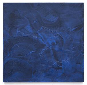 Ocean Blue Painting 125