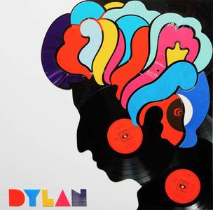 Bob Dylan a la Milton Glaser