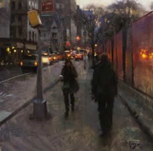 5th Avenue Twilight