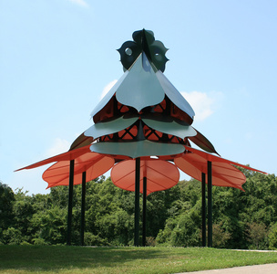 Leaf Pavilion