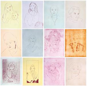 12 Portraits