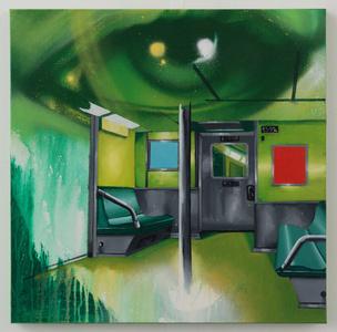 Subway Interior 2