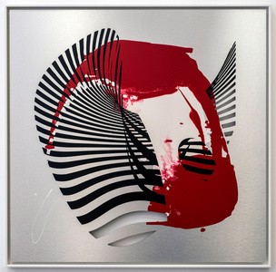 Untitled (UV Red)