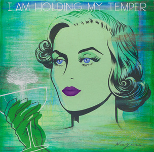 I am Holding My Temper