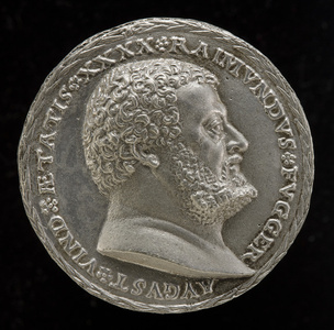 Raimond Fugger, 1489-1535, German Scholar and Patron of the Arts [obverse]