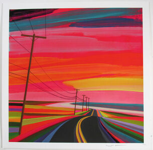 Sunset on Old Montauk Highway II