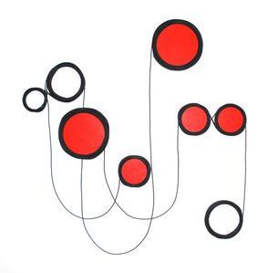 Line and Red Structure