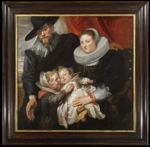 A Family Portrait, traditionally called 'The Family of Cornelis de Vos (1584/5 – 1651)'