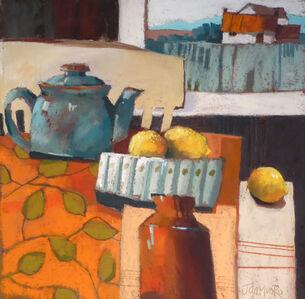 Little Turquoise Teapot