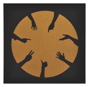 Circle of Hands I