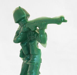 Toy Soldier #4 (Offhand Position)