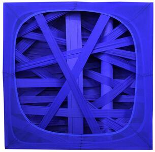 Ultramarine Abstract Diagram