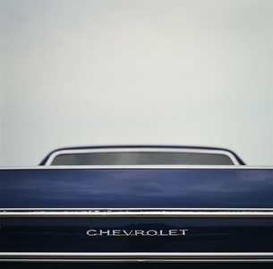 Chevrolet. Marfa, Texas