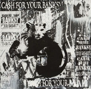 Cash for Your Banksy