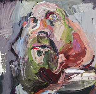 Self portrait, April