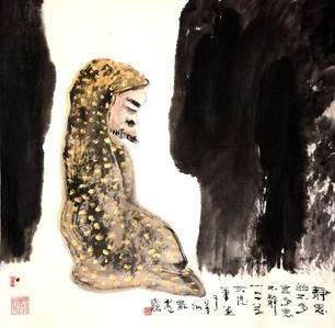 靜思 -  In deep thought
