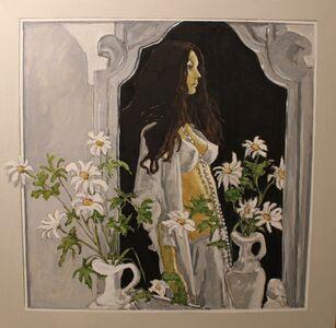 Marla in the Mirror
