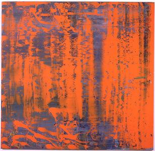 Abstraktes Bild (742-4)