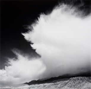 Rain Cloud, Death Valley, UT