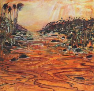 """From the series """"Rivers of Gold"""" V"""