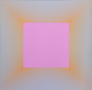 Light Magenta Square