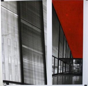 Mies Drawing (Red)