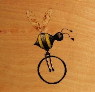 Wood Beecycle 27