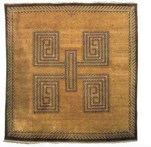 Ochre Wool Carpet