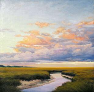 Marsh Sky I
