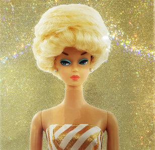 Solid Glam Barbie #4
