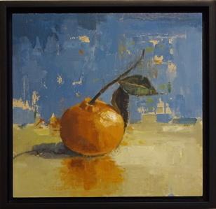 Still Life with Tangerine