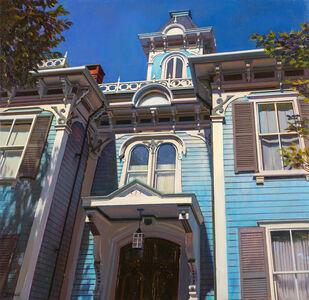 Blue Victorian, Nantucket