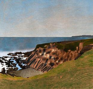 Painting 185 (Moonee Beach)
