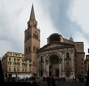 Church of Sant'Andrea, Mantua