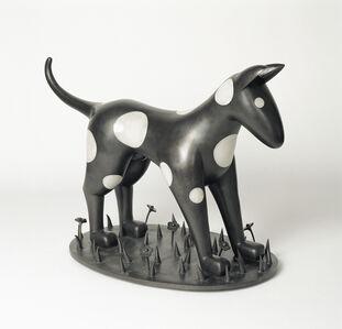 Light Sculpture 'Man's Best Friend'