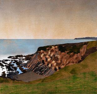 Painting 186 (Moonee Beach)